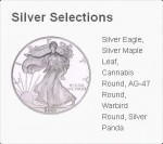 Silver Sections footer tab