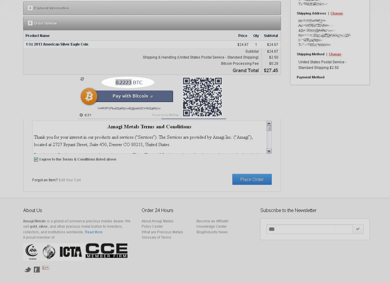 how to find bitcoin wallet address