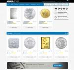 CLICK TO ENLARGEThe Amagi Metals homepage